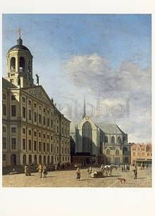 The Townhall of Amsterdam