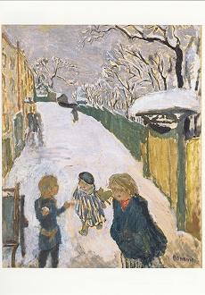 kinderspiele im schnee