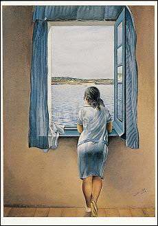 Figure at the Window
